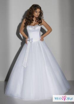 NOWE Pięknie Suknie Ślubne po Likwidacji Salonu TANIO