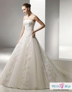 Nowe suknie na miarę do 2tys/wypożycz już od 800zł /+KOMIS