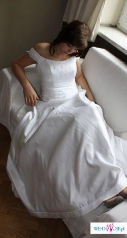 Nowe suknie ślubne Kraków rozmiary 36 - 42