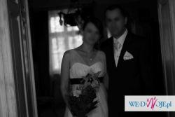 Nowoczesna suknia ślubna - dla odważnej :)