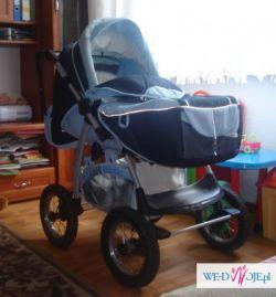 Nowoczesny i Elegancki wózek wielofunkcyjny TANIO