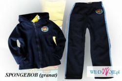 NOWY dres SPONGEBOB 92/98 wysoka jakość polar