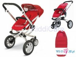 NOWY QUINNY BUZZ 3 2009 KOLOR STRAWBERRY