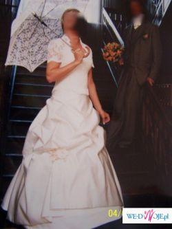 Oddam za darmo suknie ślubną!!!