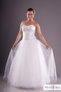 Odsprzedam nową suknię ślubną