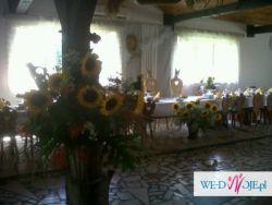 Odsprzedam rezerwacje sali weselnej na 28.09.2013 U Rowdala w Piorunowie