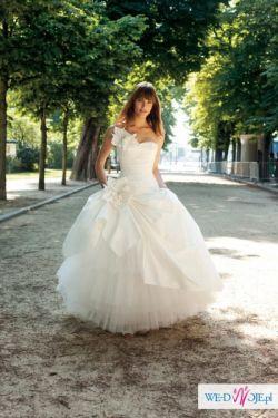 odsprzedam suknię ślubną