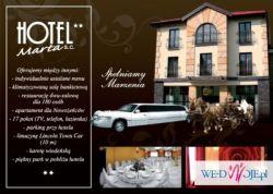 Odstąpię odsprzedam termin wesela 26.04.2014 w Oławie w Hotelu Marta