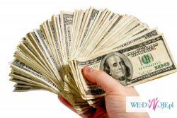 Oferta pożyczki stosuje się