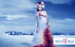 Ognista suknia ślubna 'flame'