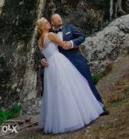 OKAZJA!!! Piękna suknia ślubna!!!