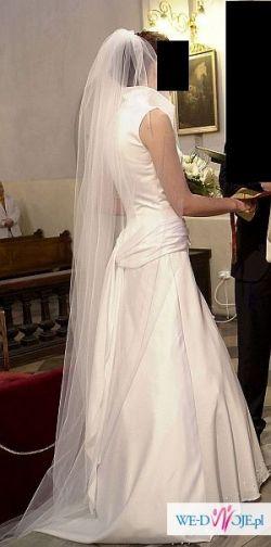 Okazja!Piękna suknia ślubna!