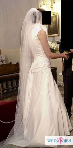 Okazja!Piękna suknia ślubna