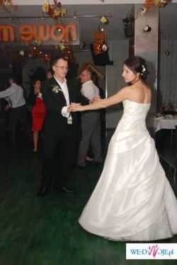OKAZJA! Piękna suknia ślubna z salonu Madonna