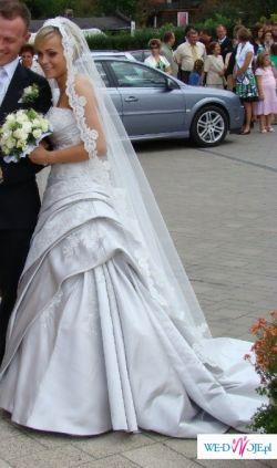 Okazja!!! Przepiękna, efektowna suknia BEDFORD (San Patrick) z Barcelony!