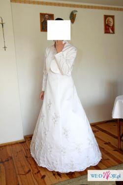 OKAZJA sprzedam suknię ślubną