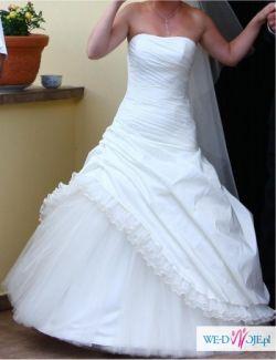 Okazja! sprzedam suknie slubną Edwenne z salonu sukien ślubnych Nabla