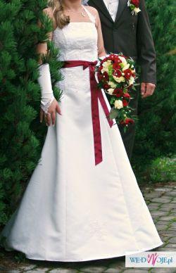 Okazja !!! suknia ślubna