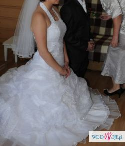 Okazja  Suknia Ślubna