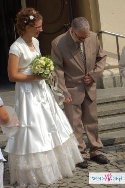 Okazja!  Suknia ślubna