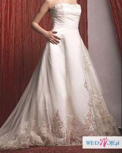 OKAZJA! Suknia ślubna Annais Bridal