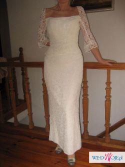 Okazja-suknia ślubna-tylko 250 zł!