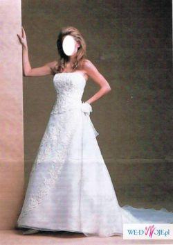 OKAZJA- suknia ślubna z Nowego Jorku !!!
