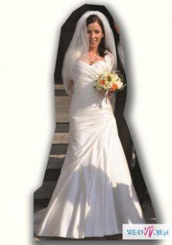 !!! OKAZJA !!! suknia VANESSA, Model 1119