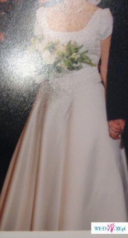 Okazyjnie sprzedam suknię ślubną