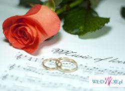 Oprawa muzyczna ślubu. Soliści, duety, trio.
