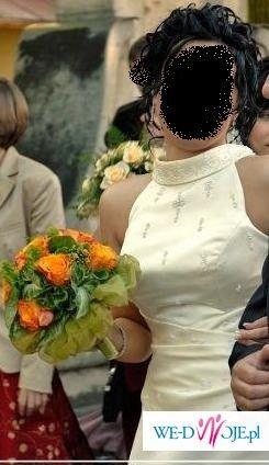 Orginalna suknia!