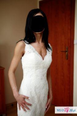Orginalna suknia PRONOVIAS Diango 2013
