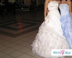 orginalna suknia slubna