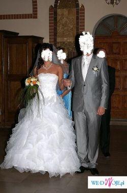 orginalna suknia ślubna dla nieprzeciętej kobiety