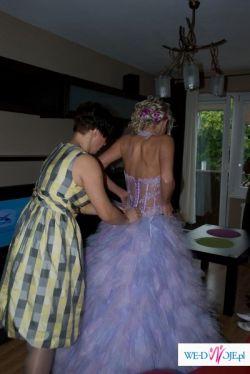 Orginalna Suknia Ślubna Emmi Mariage kolekcja 2009 Paradise