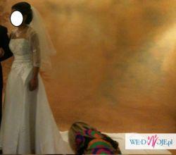 Orginalna Suknia Ślubna z Meksyku