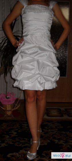 Oryginalna sukienka ślubna !!