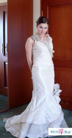 Oryginalna suknia Linea Raffaelli