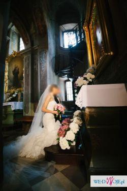 Oryginalna suknia Pronovias