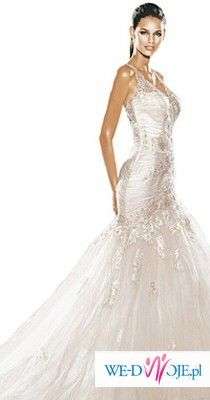 Oryginalna suknia ślubna Jupiter Pronovias
