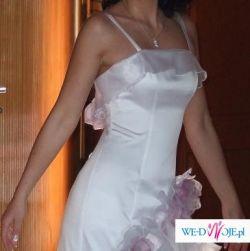 Oryginalna suknia ślubna niepowtarzalny model