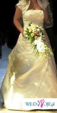 Oszałamiająca suknia Esta z kolekcji Royal 2008/2009