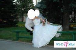 Oyginalna suknia ślubna