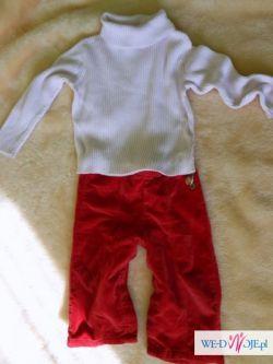 PaKa ubrań / wyprawka na 74cm/ Upsy Daisy (CARTER's George Disney)