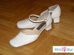 pantofle skórzane Ryłko