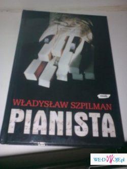 Pianista-Wł.Szpilmana. Nowa ksiazka wyd 2003r.