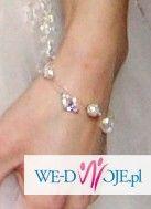 PIĘKNA biżuteria ślubna i nie tylko!!delikatna-zestaw
