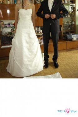 Piękna hiszpańska Suknia Ślubna