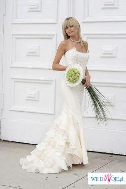 Piekna hiszpańska suknia SYDONIA