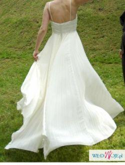 Piękna i delikatna suknia Asperabride